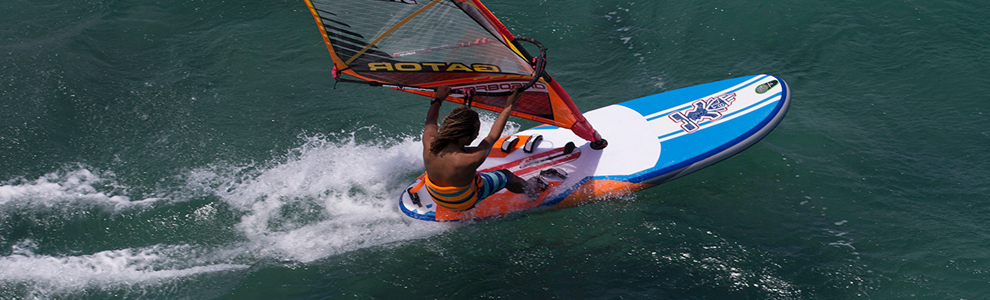 Inflatable Windsurfing Packages