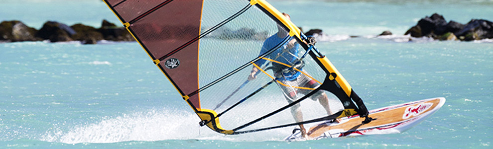 Freeride Windsurfing  Rig Packages
