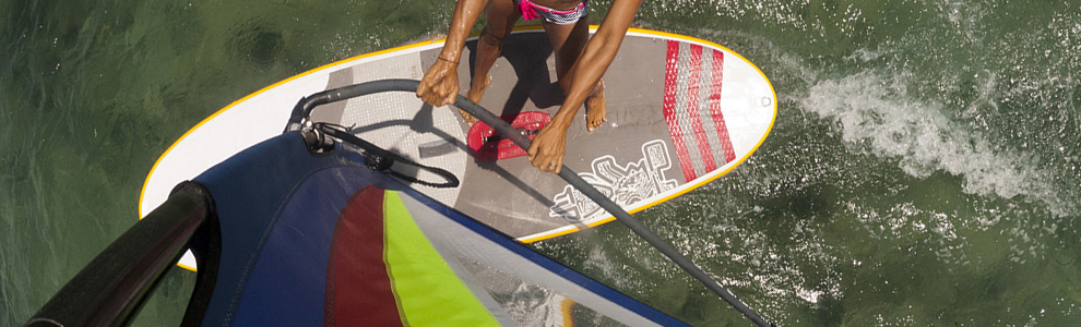 Inflatable WindSUP Boards