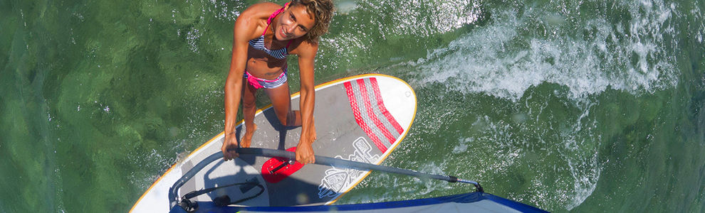 Inflatable Wind SUP Cross Over Packages