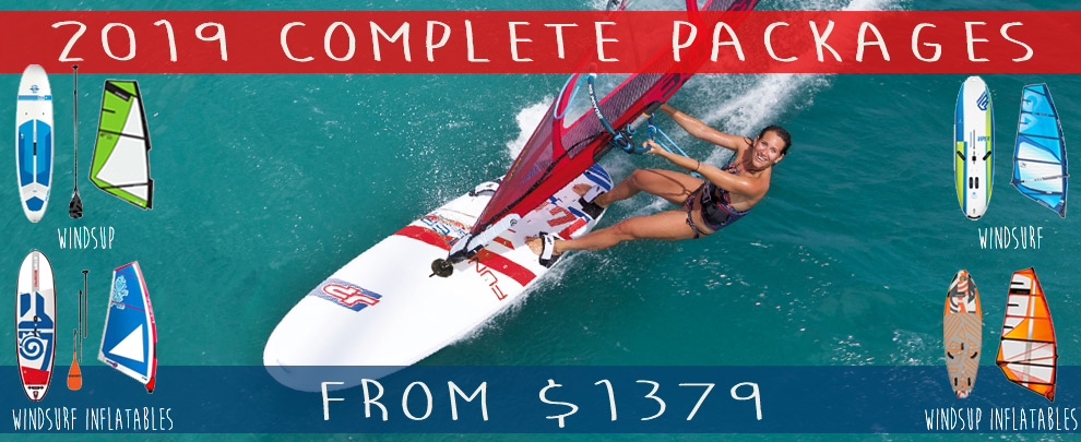 Windsurfing Boards, WindSUP Gear & Equipment Specialists