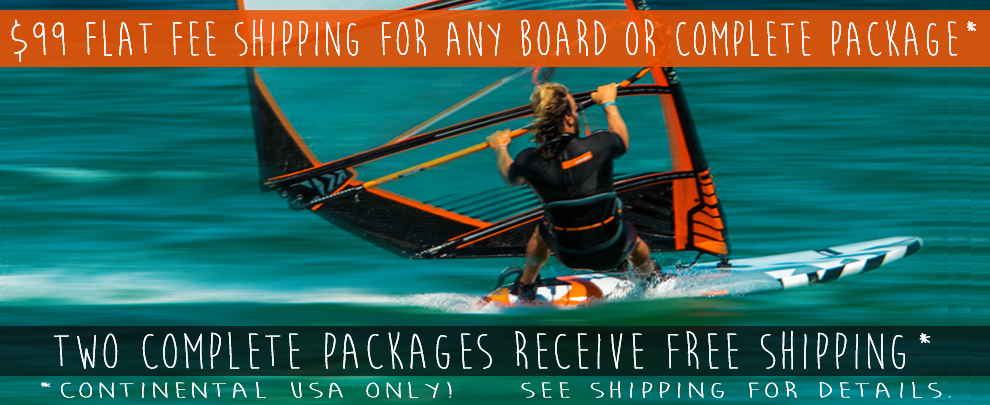 Isthmus Sailboards Windsurfing Boards $99 Shipping
