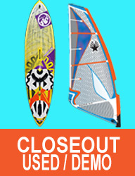 Closeout Used/Demo