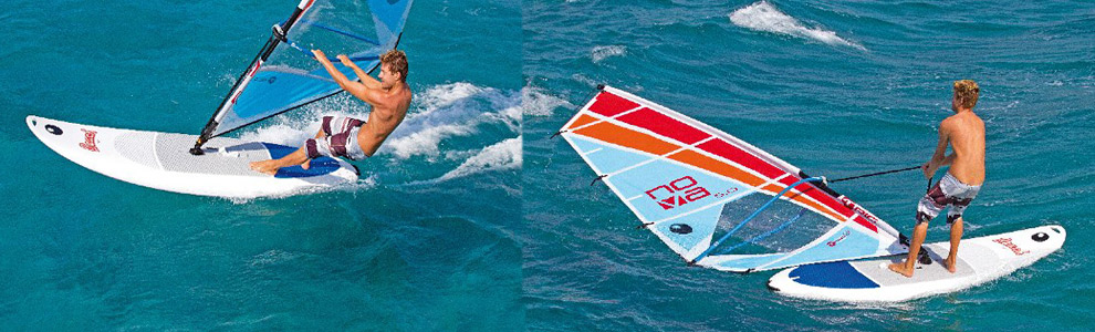 Windsurfing 101: Understand fundamentals of windsurfing