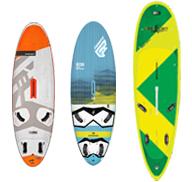 Foil Compatible Windsurf Boards