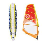 Longboard Windsurfing Packages