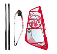 Entry Level/Family/Recreational Windsurfing Rigs