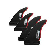 Tri/Quad Windsurfing Fin Sets